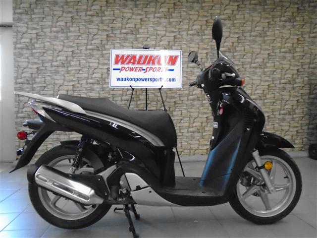 2010 Honda SH 150i at Waukon Power Sports, Waukon, IA 52172