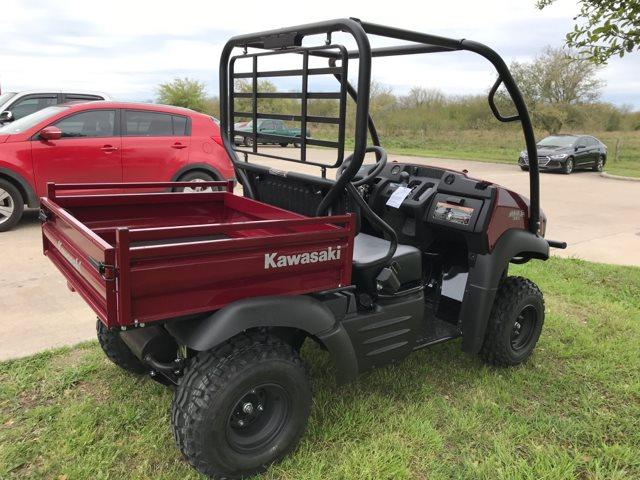 2019 Kawasaki Mule SX Base at Dale's Fun Center, Victoria, TX 77904