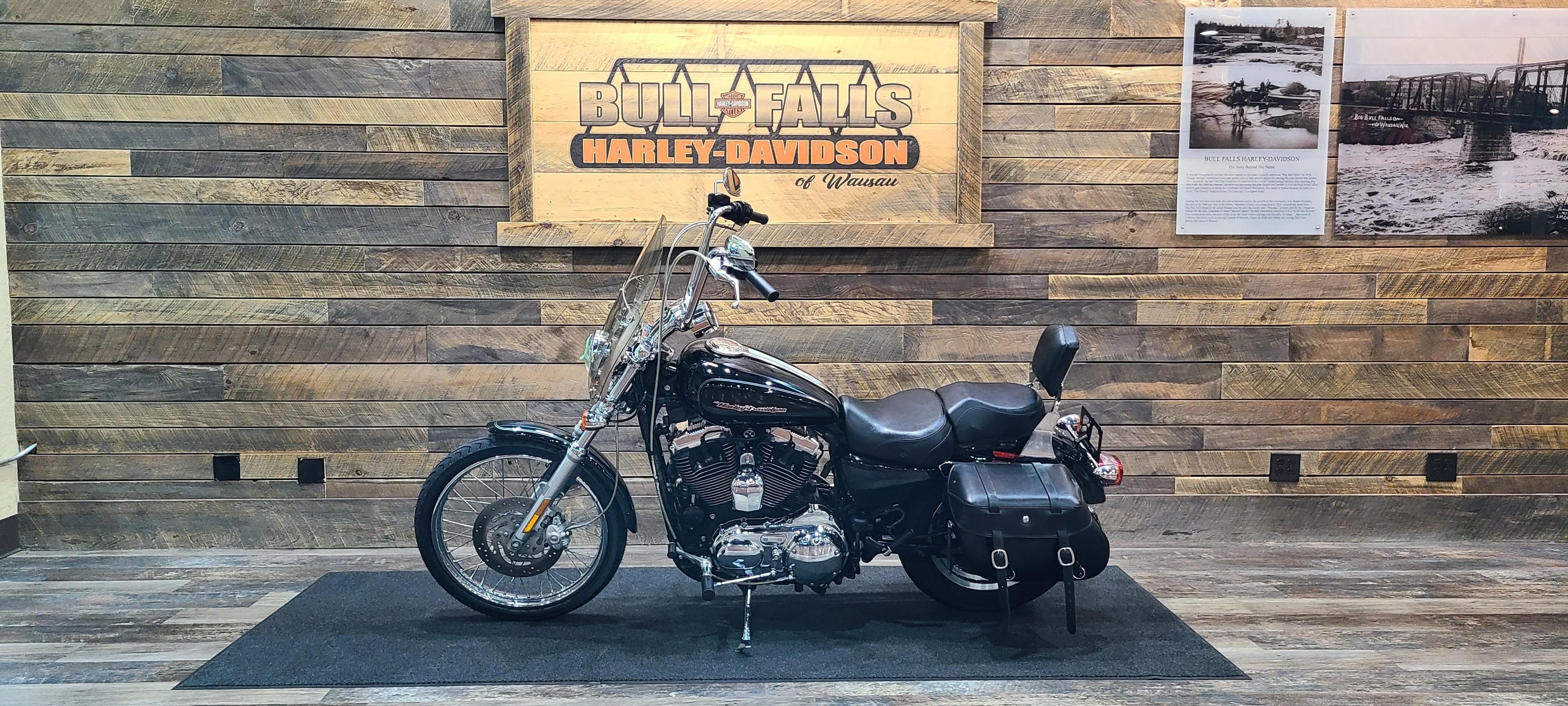 2004 Harley-Davidson Sportster 1200 Custom at Bull Falls Harley-Davidson