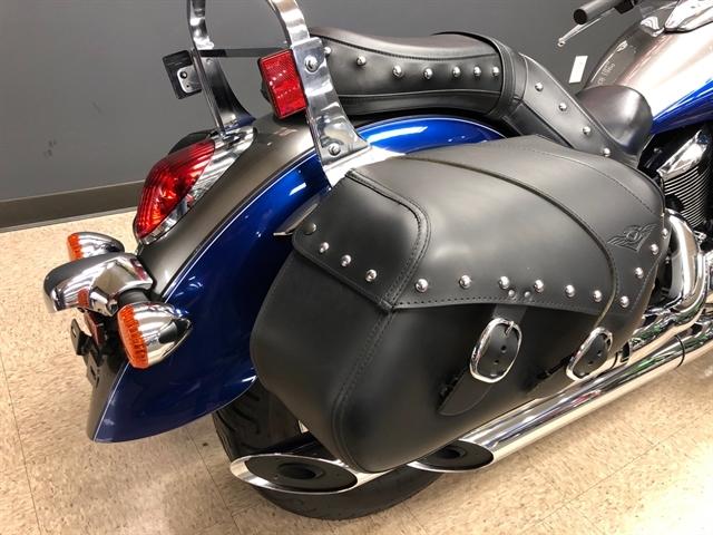 2019 Kawasaki Vulcan 900 Classic LT at Sloans Motorcycle ATV, Murfreesboro, TN, 37129