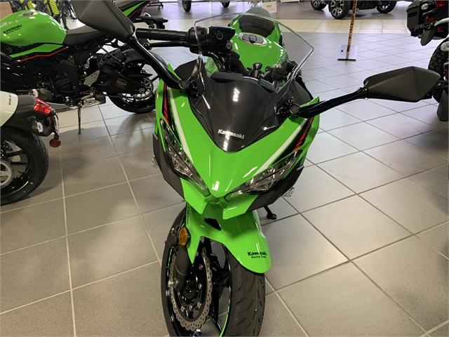 2022 Kawasaki Ninja 400 ABS at Star City Motor Sports