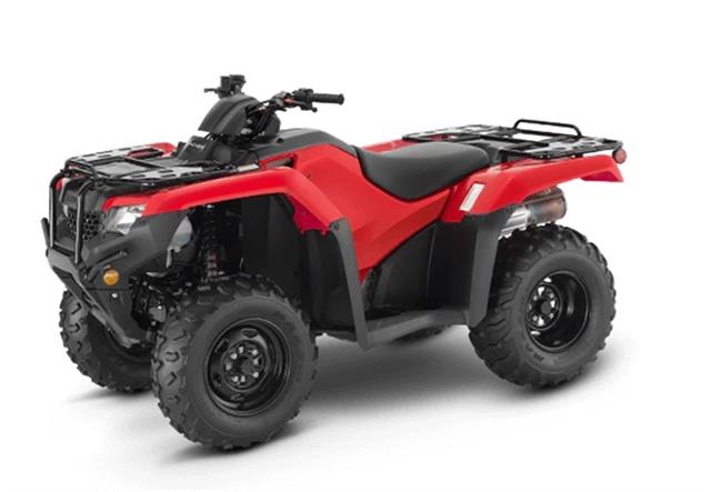 2020 Honda FourTrax Rancher 4X4 at Ride Center USA