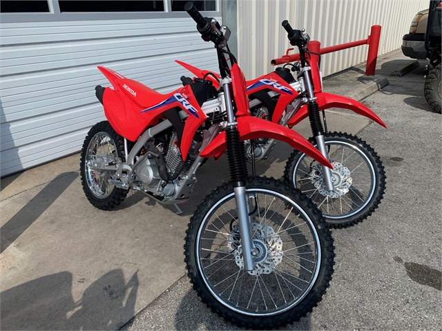 2022 Honda CRF 125F (Big Wheel) at Kent Motorsports, New Braunfels, TX 78130