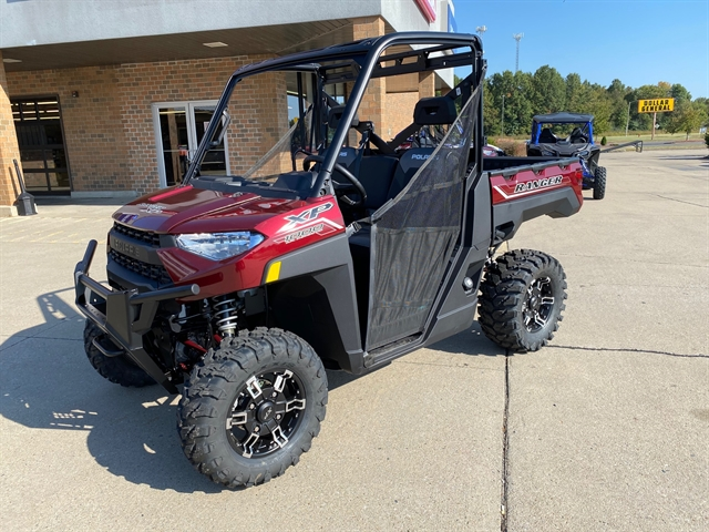 2021 Polaris Ranger XP 1000 Premium at Southern Illinois Motorsports