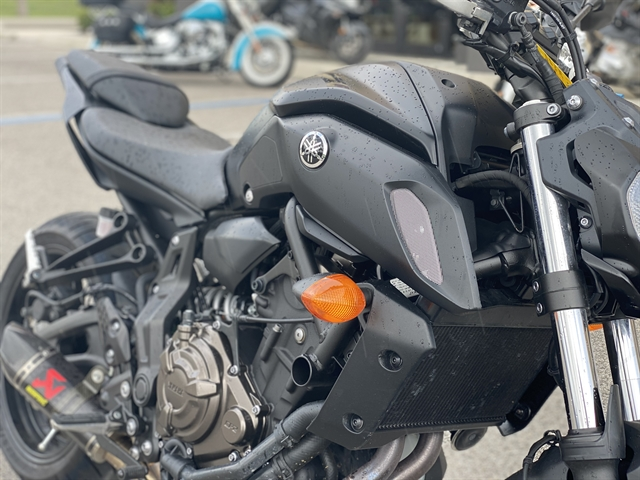 2019 Yamaha MT 07 at Fort Myers