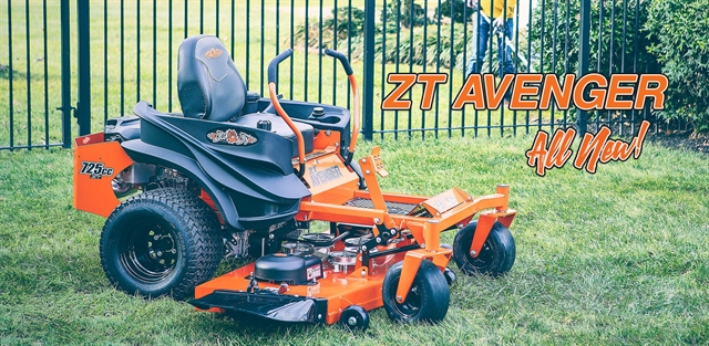 2020 Bad Boy Mowers ZT Avenger Kohler Pro 7000 725cc 48