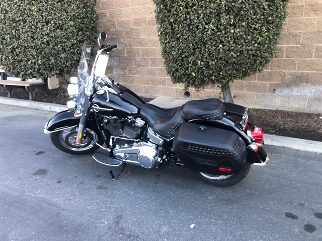 2020 Harley-Davidson Softail Heritage Classic at Fresno Harley-Davidson