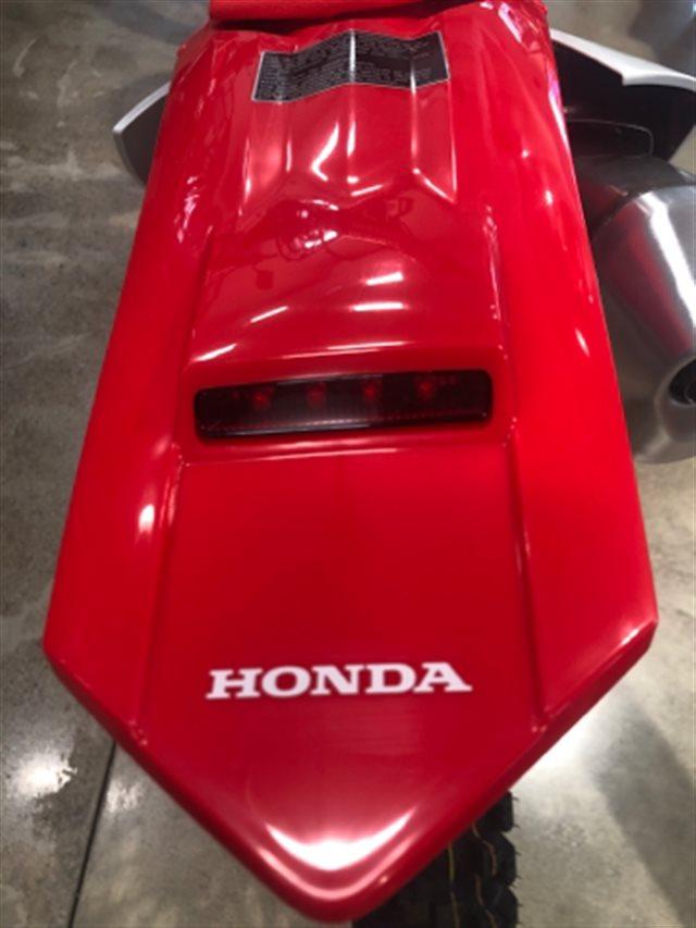 2019 Honda CRF450X 450X at Genthe Honda Powersports, Southgate, MI 48195