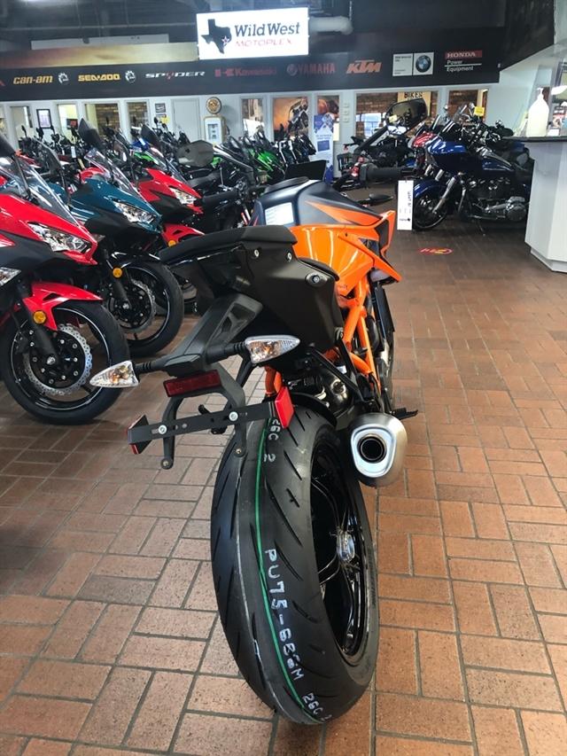 2021 KTM Super Duke 1290 R at Wild West Motoplex