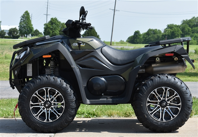 2019 KYMCO MXU 700 LE EPS Euro at Lincoln Power Sports, Moscow Mills, MO 63362