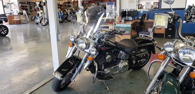 2001 HARLEY DAVIDSON FLSTC at Thornton's Motorcycle - Versailles, IN