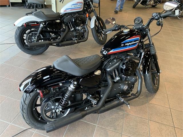 2019 Harley-Davidson Sportster Iron 883 at Great River Harley-Davidson