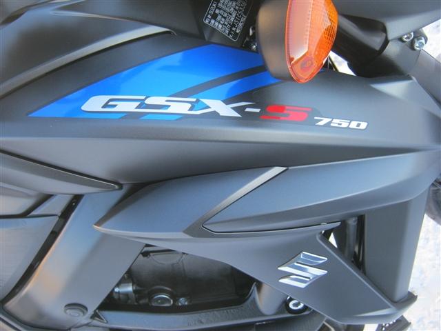 2019 Suzuki GSX-S750Z at Brenny's Motorcycle Clinic, Bettendorf, IA 52722