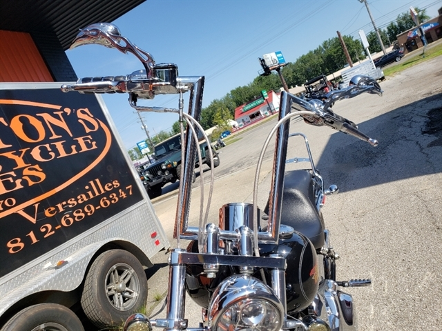 2010 Harley-Davidson Softail Custom at Thornton's Motorcycle Sales, Madison, IN