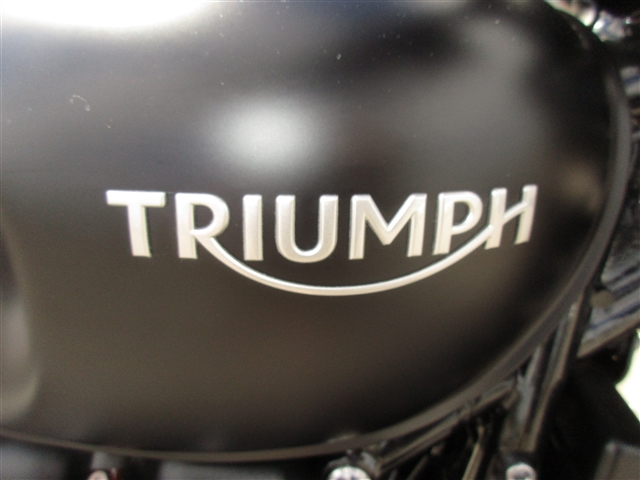 2018 Triumph Bonneville Bobber Black at Stu's Motorcycles, Fort Myers, FL 33912