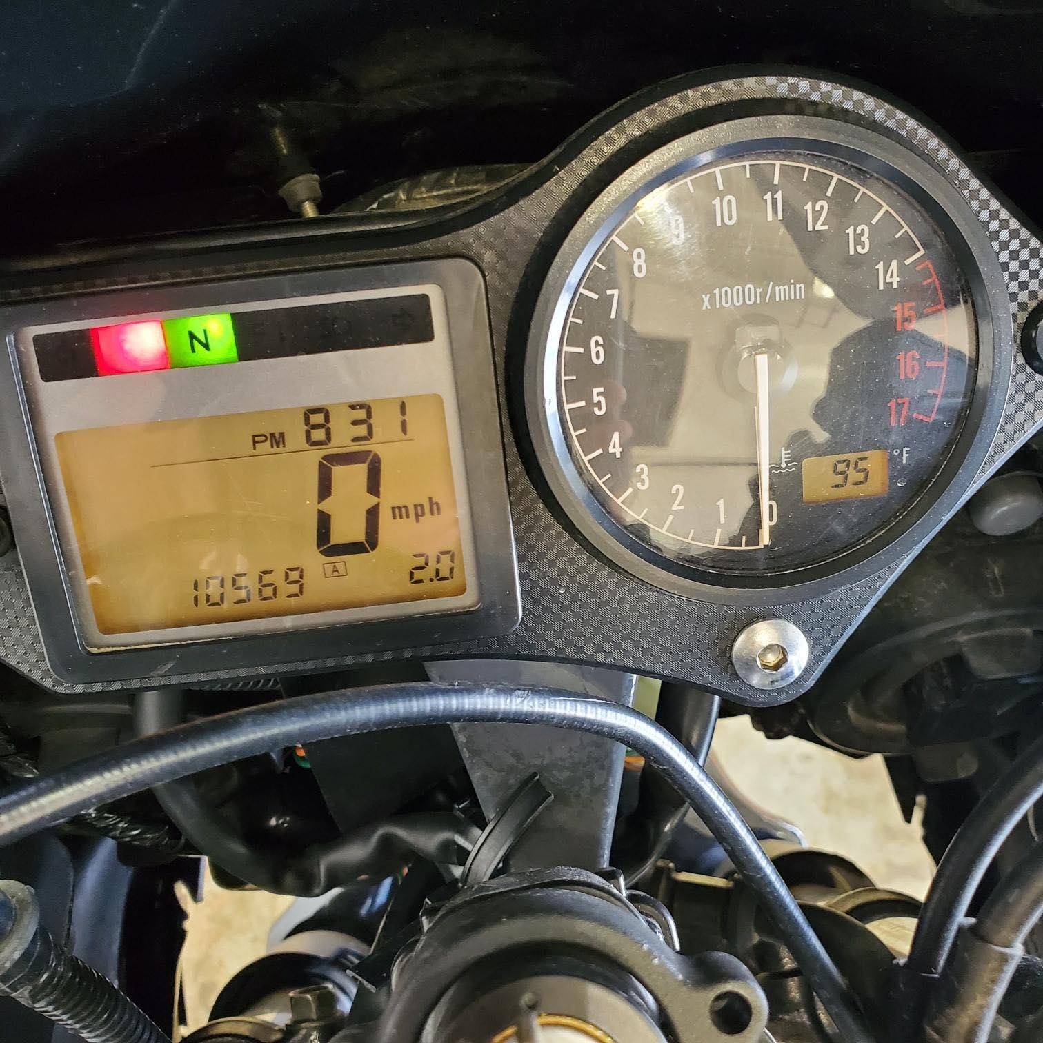 2006 Honda CBR 600F4i at Twisted Cycles