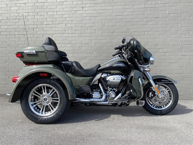 2021 Harley-Davidson Trike FLHTCUTG Tri Glide Ultra at Cannonball Harley-Davidson®