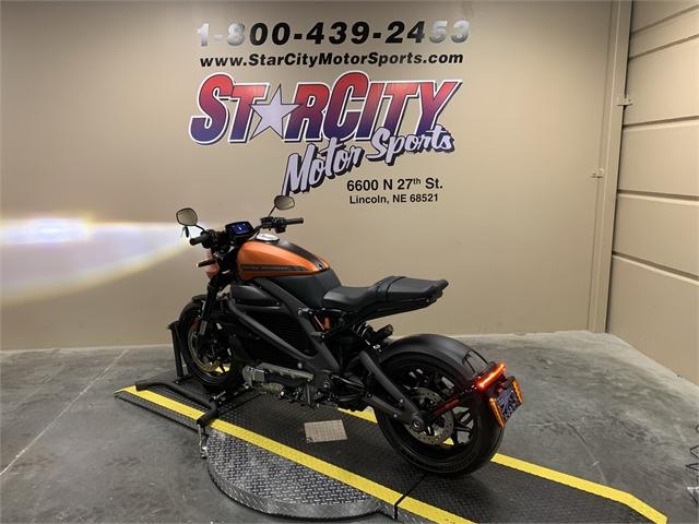 2020 Harley-Davidson Electric LiveWire at Star City Motor Sports