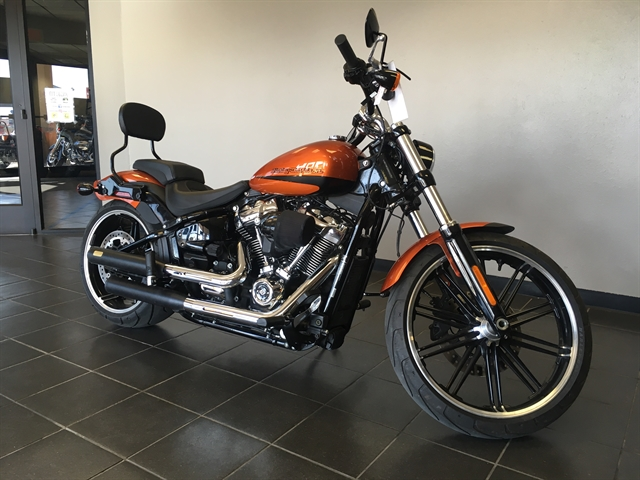 2019 Harley-Davidson Softail Breakout 114 at Champion Harley-Davidson