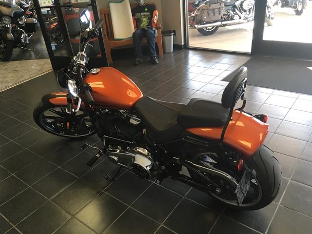 2019 Harley-Davidson Softail Breakout 114 at Champion Harley-Davidson