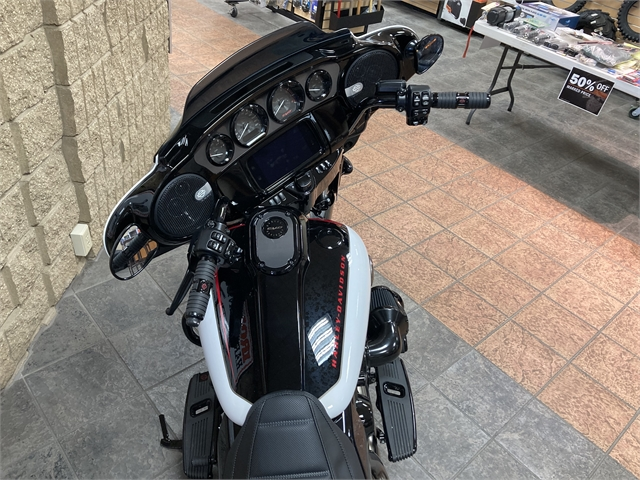 2021 Harley-Davidson Touring CVO Street Glide at Iron Hill Harley-Davidson