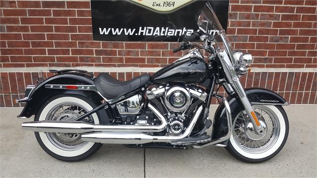 2019 Harley-Davidson Softail Deluxe at Harley-Davidson® of Atlanta, Lithia Springs, GA 30122