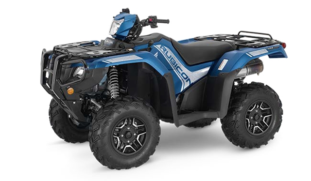 2022 Honda FourTrax Foreman Rubicon 4x4 Automatic DCT EPS Deluxe at Eastside Honda