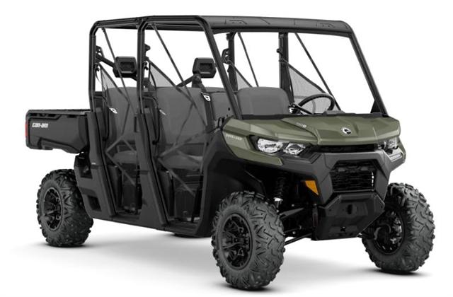 2020 Can-Am Defender MAX DPS HD8 at Campers RV Center, Shreveport, LA 71129