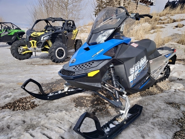 2010 Ski-Doo Summit Sport 600 at Power World Sports, Granby, CO 80446