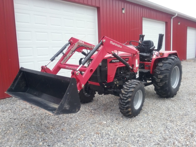2017 Mahindra TR4540 at Thornton's Motorcycle - Versailles, IN