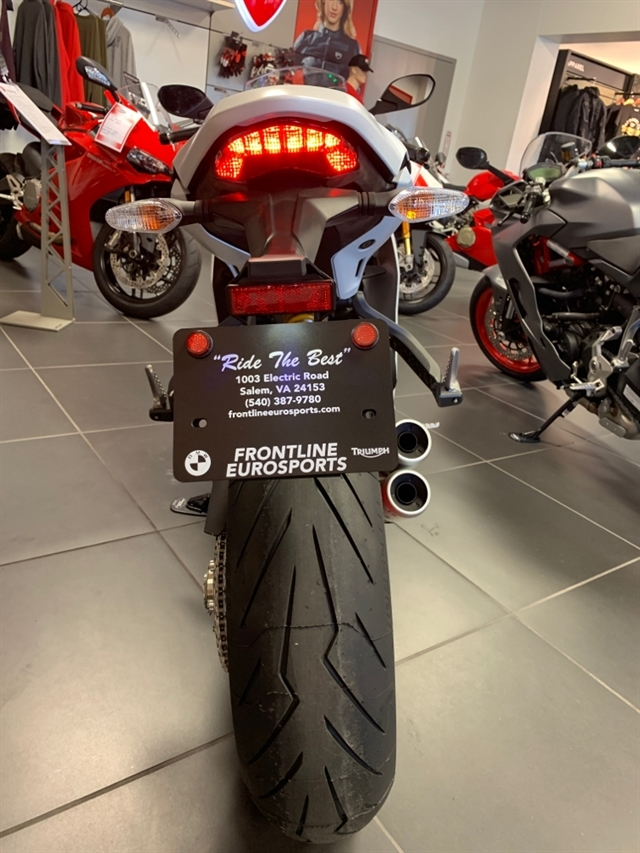 2019 Ducati SuperSport S at Frontline Eurosports