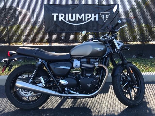 2020 Triumph STREET TWIN at Tampa Triumph, Tampa, FL 33614