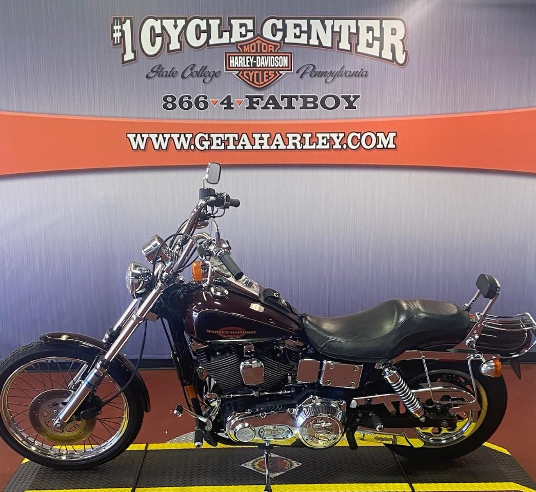 1996 Harley-Davidson FXDWG at #1 Cycle Center Harley-Davidson