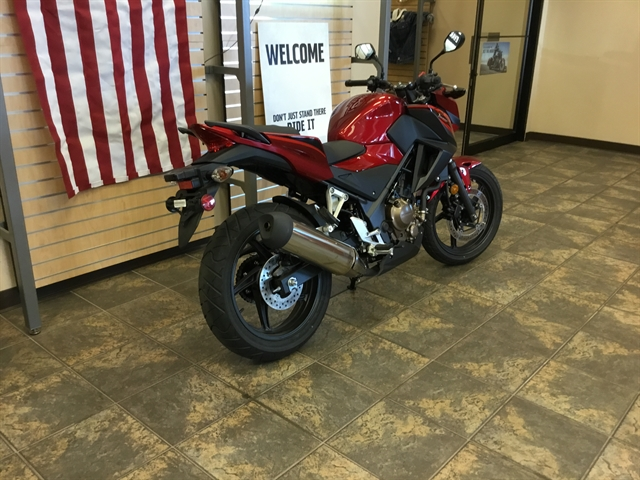2018 Honda CB300F Base at Bud's Harley-Davidson