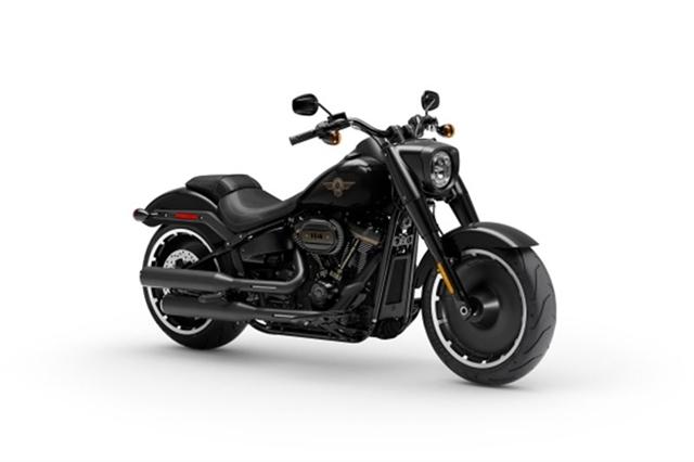 2020 Harley-Davidson Softail Fat Boy 114 30th Anniversary Limited Edition at Thunder Harley-Davidson
