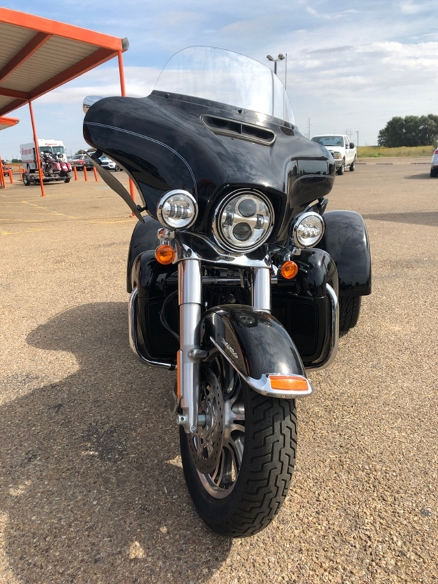 2016 Harley-Davidson Trike Tri Glide Ultra at High Plains Harley-Davidson, Clovis, NM 88101