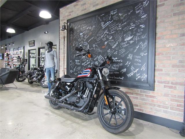 2020 Harley-Davidson Sportster Iron 1200 at Cox's Double Eagle Harley-Davidson