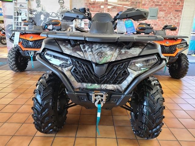 2021 CFMOTO CFORCE 600 Touring at Bobby J's Yamaha, Albuquerque, NM 87110