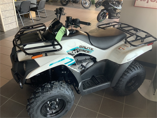 2022 Kawasaki Brute Force 300 at Midland Powersports