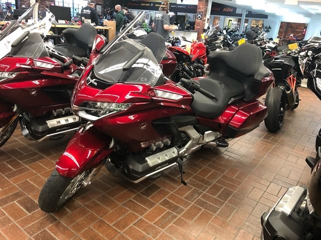 2019 Honda Gold Wing Tour DCT at Wild West Motoplex