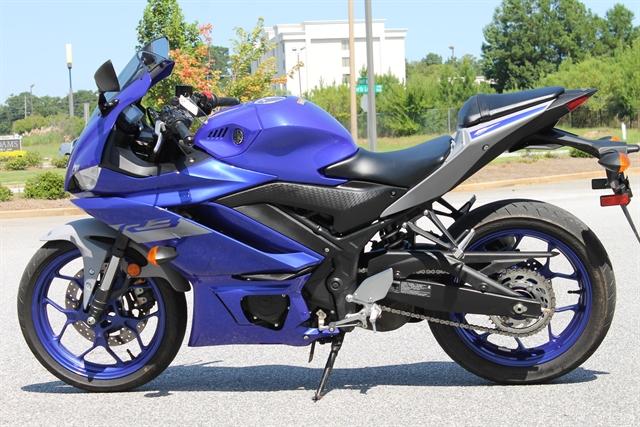 2020 Yamaha YZF R3 at Extreme Powersports Inc