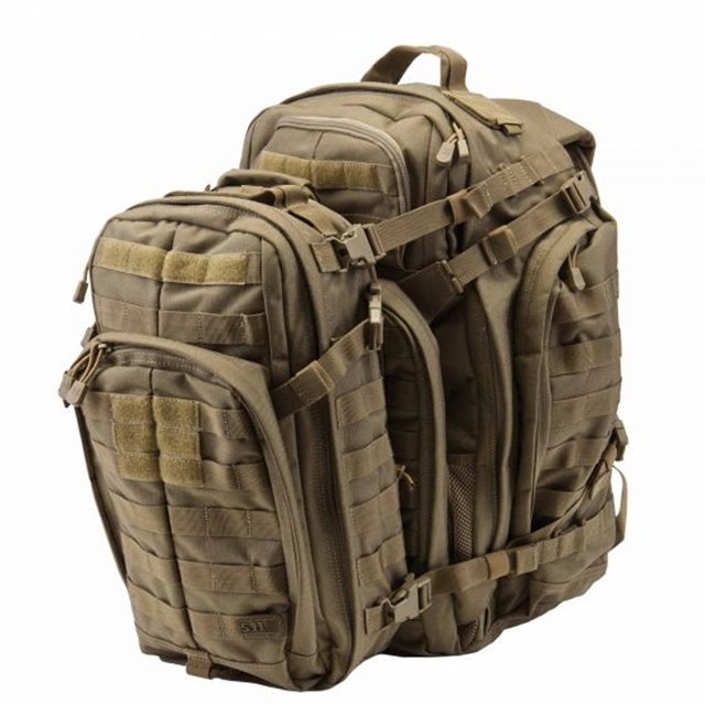 2019 5.11 Tactical RUSH TIER System Sandstone at Harsh Outdoors, Eaton, CO 80615