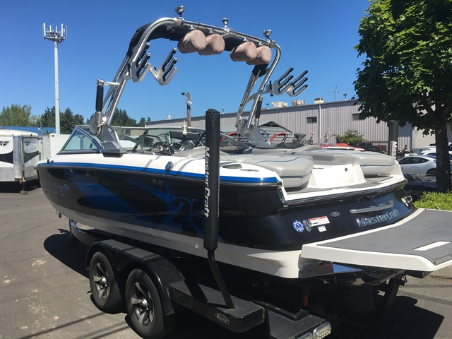 2013 MasterCraft X Series X25 at Lynnwood Motoplex, Lynnwood, WA 98037