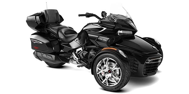 2021 Can-Am Spyder F3 Limited at Wild West Motoplex
