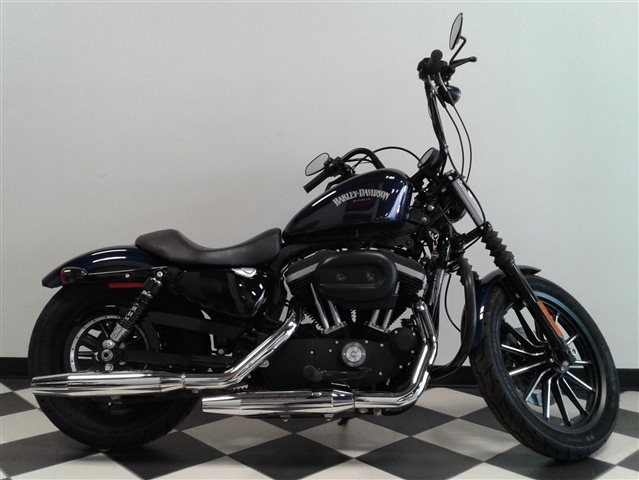 2012 Harley-Davidson Sportster Iron 883 at Deluxe Harley Davidson