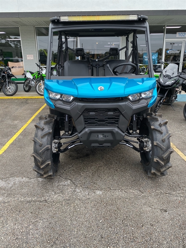 2020 Can-Am Defender MAX HD8 at Jacksonville Powersports, Jacksonville, FL 32225