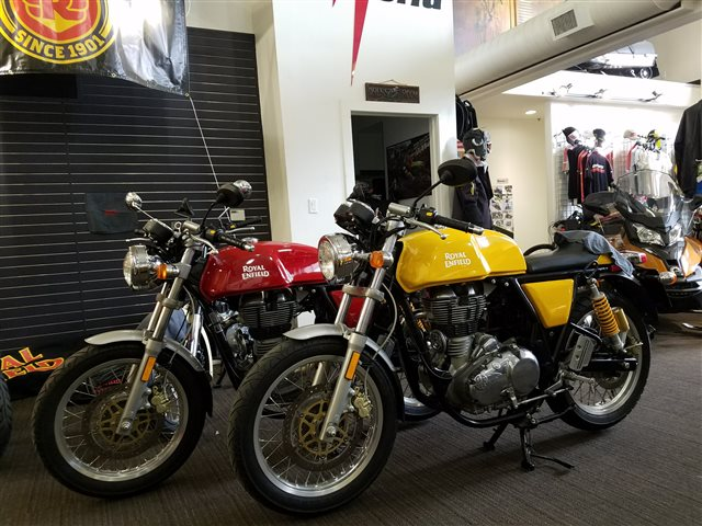2015 Royal Enfield CONTINENTAL GT $137/month at Power World Sports, Granby, CO 80446