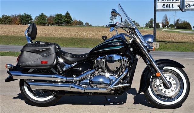 2017 Suzuki Boulevard C50T at Lincoln Power Sports, Moscow Mills, MO 63362