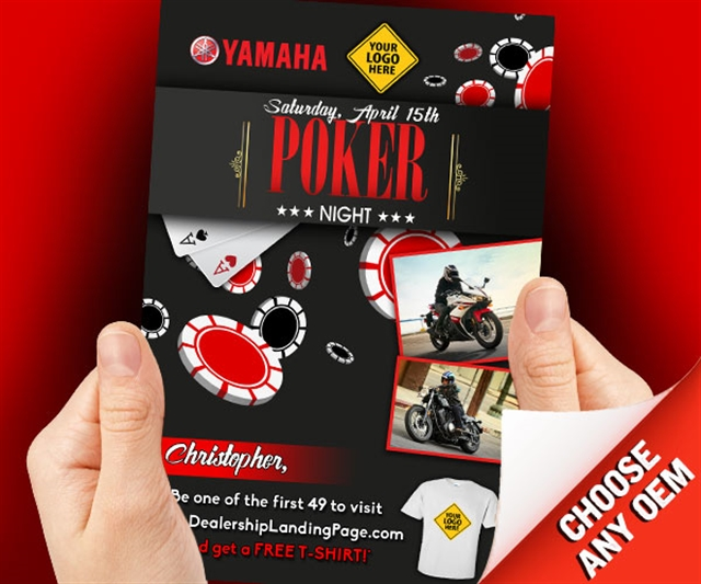 Poker Night Powersports at PSM Marketing - Peachtree City, GA 30269