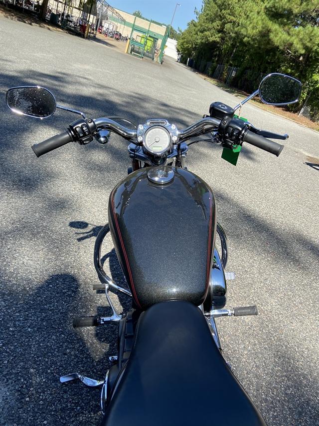 2007 Harley-Davidson Sportster 883 Custom at Hampton Roads Harley-Davidson